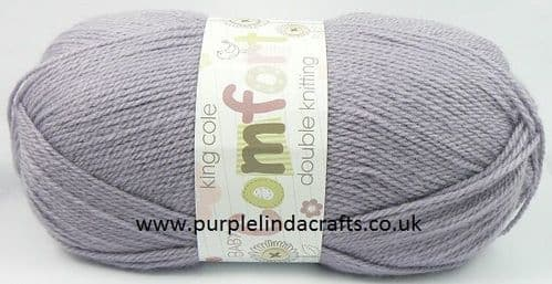King Cole Baby COMFORT DK 1731 MULBERRY DISCONTINUED