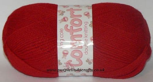 King Cole Baby COMFORT DK 615 RED