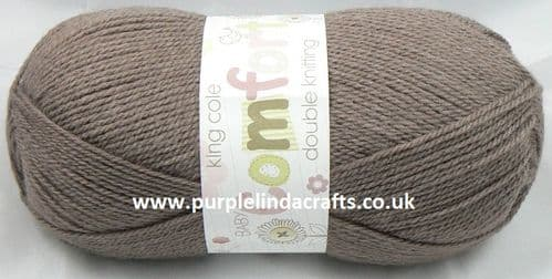 King Cole Baby COMFORT DK Yarn 1503 Mink DISCONTINUED