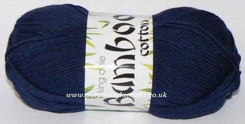 King Cole Bamboo Cotton DK 542 NAVY