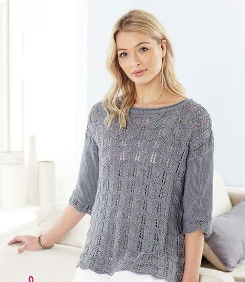 king Cole Bamboo Cotton DK Knitting and Crochet Patterns
