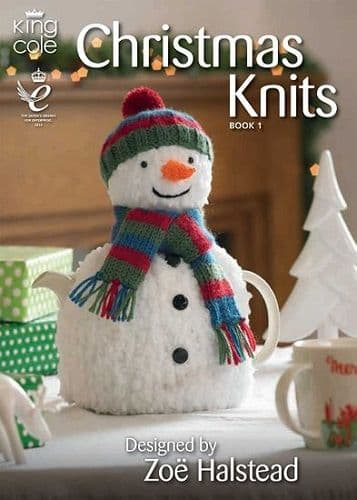 King Cole Christmas KNITS Book 1