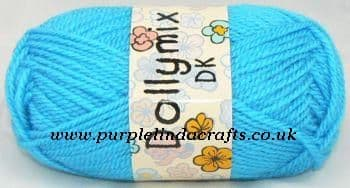 King Cole Dollymix DK 143 SURF Blue