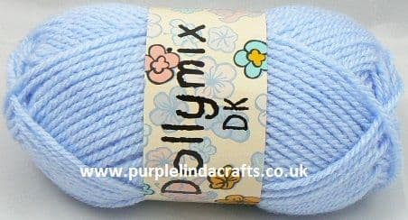 King Cole Dollymix DK 5 Sky Blue