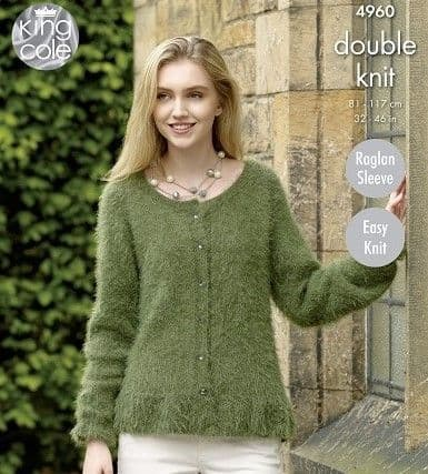 King Cole Embrace Knitting Patterns