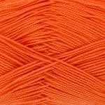 King Cole Giza Cotton 4ply 2204 ORANGE