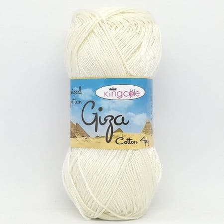 King Cole Giza Cotton 4ply 2427 Calico