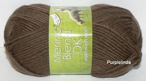 King Cole Merino Blend DK Superwash Wool 796 BEECH DISCONTINUED