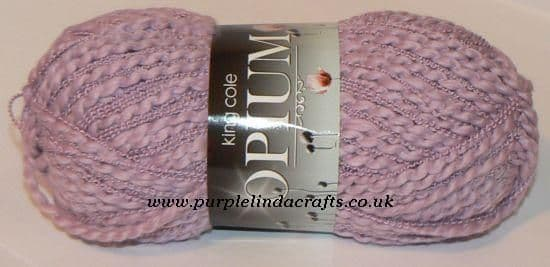 King Cole Opium 198 Lilac DISCONTINUED