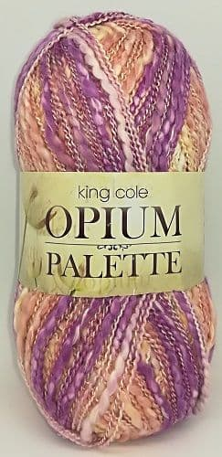 King Cole Opium PALETTE 1397 Pina Colada DISCONTINED