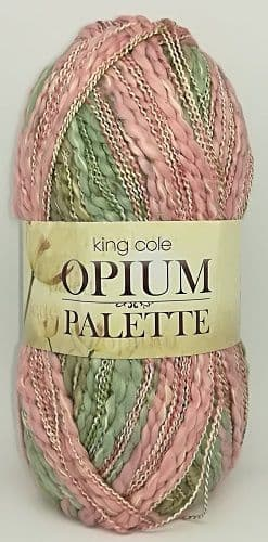 King Cole Opium PALETTE 1398 Mint Julep