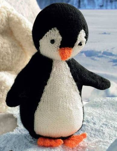 King Cole PENGUIN Knit KIT