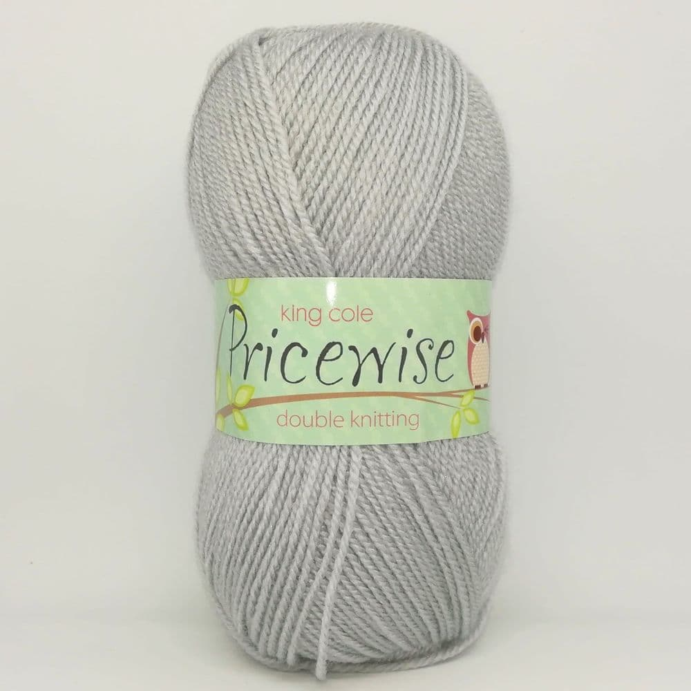 King Cole Pricewise DK 3101 Silver