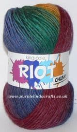 King Cole Riot CHUNKY 660 Cool