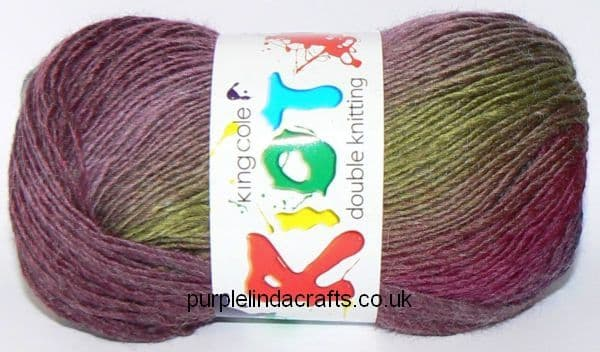 King Cole RIOT DK 409 FUNKY