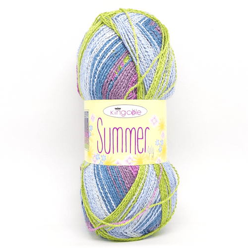 King Cole Summer 4ply 4567 Onyx