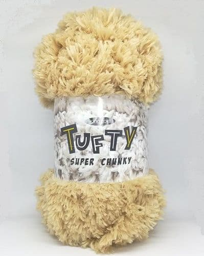 King Cole Tufty Super Chunky 2796 Beige