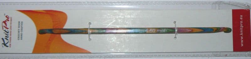Knit Pro Symfonie Double Ended Crochet Hook 4.0 - 4.5mm