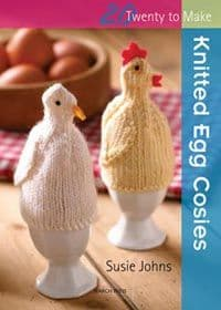 Knitted Egg Cosies 20 to Make Book DISCONTINUED