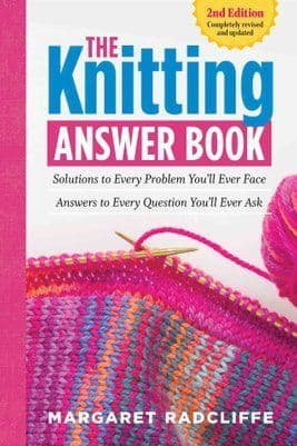 Knitting Answer Book Margaret Radcliffe DISCONTINUED