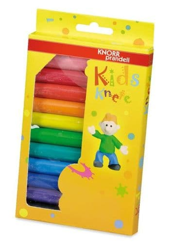 Knorr Prandell MODELLING CLAY 12 Mix Colours