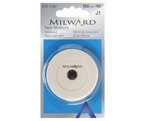 Milward Retractable Tape Measure 150cm 60in 2151107