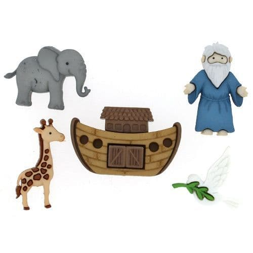 Noahs Ark Dress it up Embellishment Pack 8975