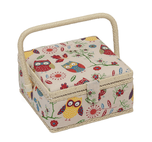 OWL Sewing Basket Small MRS29