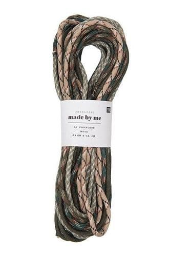 Paracord 4mm x 15m Boys Camo