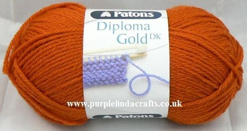 Patons Diploma Gold DK Yarn 6201 SEVILLE