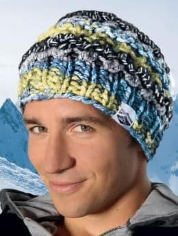 Patons Fab Big Colour Felix Hat FREE Pattern