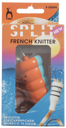 Pony SPLIT French Knitter (Knitting Dolly) 60694