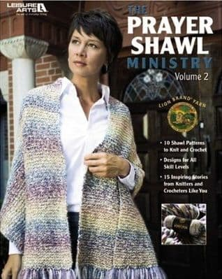 Prayer Shawl Ministry Knit & Crochet Pattern Book 4622 DISCONTINUED