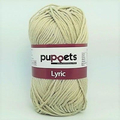 Puppets LYRIC 8/8 Cotton 0248 Linen