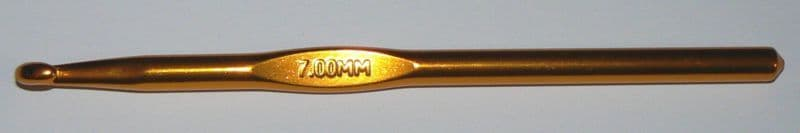 Purplelinda Aluminuim Crochet Hook 7.00mm