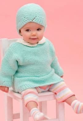 Red Heart ANNE GEDDES Baby Designs for Knit and Crochet