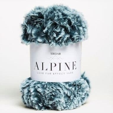 Sirdar Alpine Fur Yarn 409 Laurel