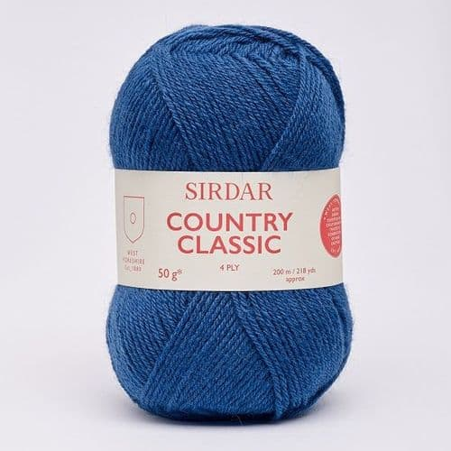 Sirdar Country Classic 4ply 965 Teal