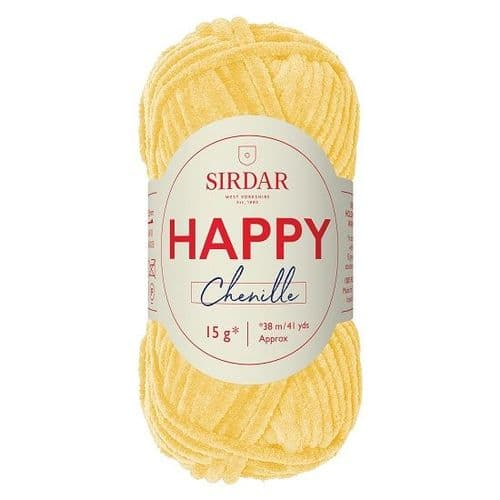Sirdar Happy Chenille  014 Duckling