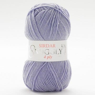 Sirdar Snuggly 4 ply 441 Little Bow