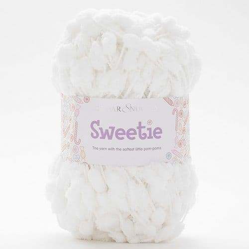 Sirdar Snuggly SWEETIE 400 White
