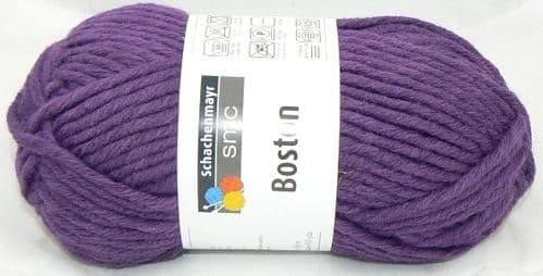 SMC Schachenmayr BOSTON 0049 PURPLE Reduced £1