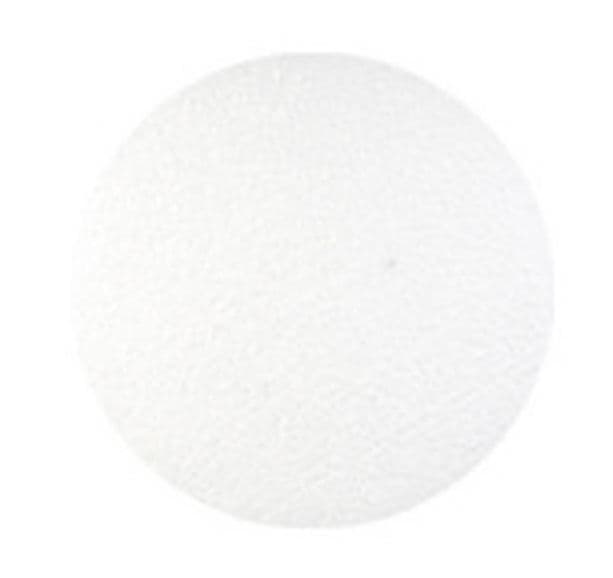 Styrofoam Disc Round Solid 15cm Small Cake Shape