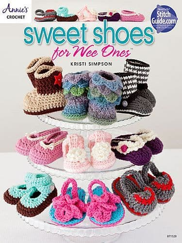 Sweet Shoes for Wee Ones AA 871528 DISCONTINUED