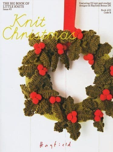 The Big Book of Little Knits - Knit Christmas 433