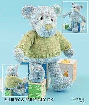 Toy & Teddy Bear Knitting Patterns