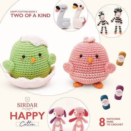 TWO OF A KIND Happy Cotton Book 3