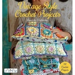 Vintage Style Crochet Projects Book DISCONTINUED
