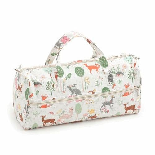 Woodland Knitting Bag (Oblong) MR4698