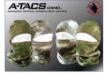 0241 Tactical ATAC's Balaclava's